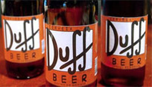 Woolworths pulls 'Duff' beer after breaching code on advertising to youth