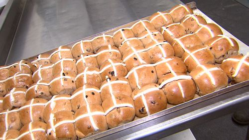 Coles will roll out the traditional Easter treat at stores nation-wide from tomorrow.