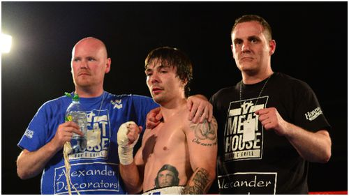 Scottish boxer Mike Towell dies in hospital
