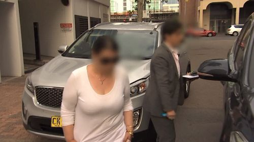 The NSW Joint Counter Terrorism Team alleges a 40-year-old woman sent more than $30,000 overseas to Islamic State in 2015 (Supplied).