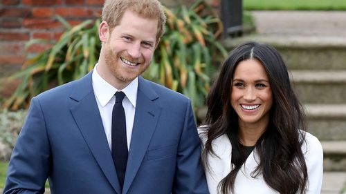Guests to the wedding will attend a lunchtime reception hosted by the Queen. (PA/AAP)