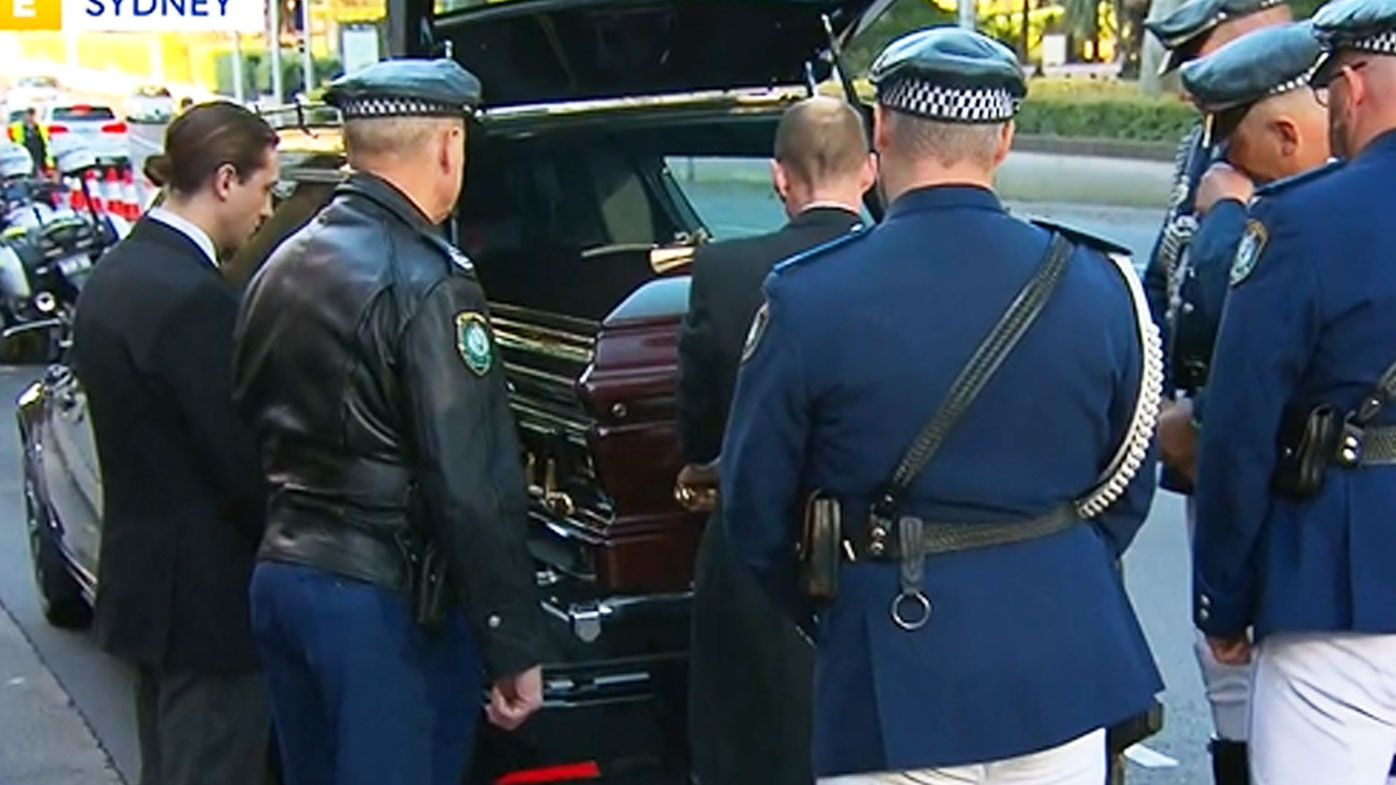 Rugby league fraternity farewell Bob Fulton at emotional state funeral in Sydney