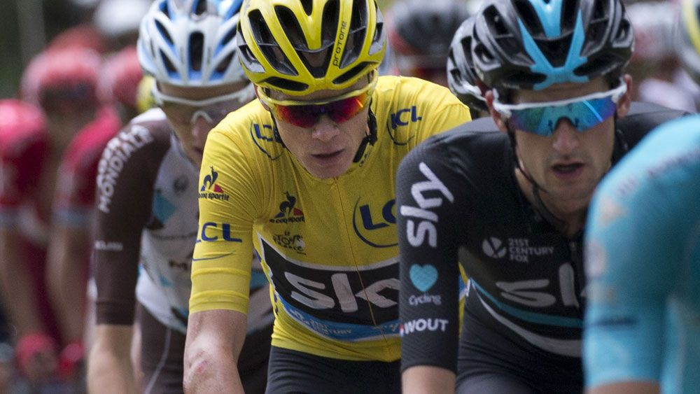 Chris Froome. (AAP)
