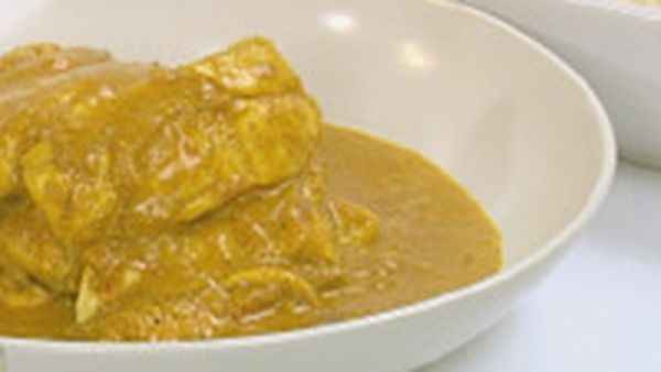 Goan fish curry