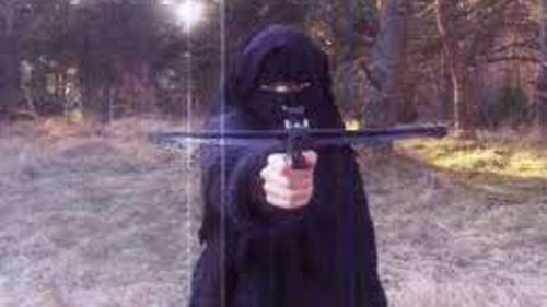 Boumeddiene shot to notoriety after her husband launched a terror attack on a French supermarket.