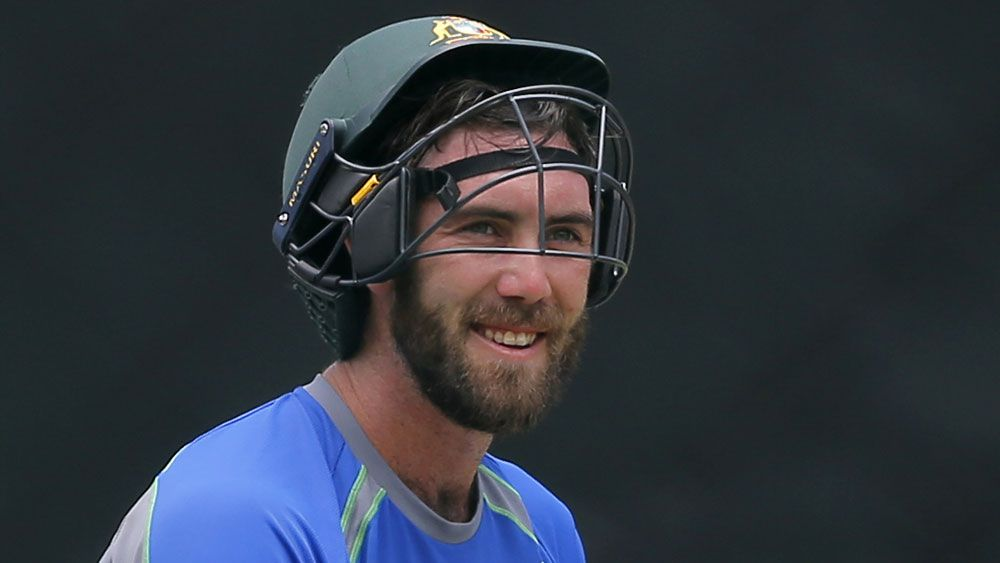 Drama continues to surround Glenn Maxwell. (AAP)
