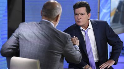 Charlie Sheen announces he's HIV positive