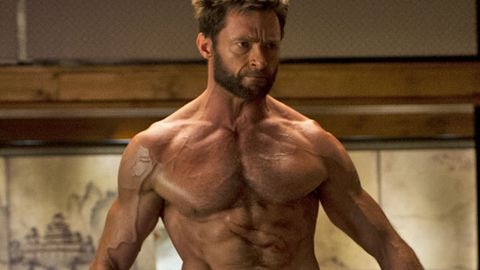 Hugh Jackman 'loves a bit of nudity'