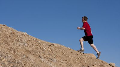 <strong>5. Experiment with hill sprints</strong>