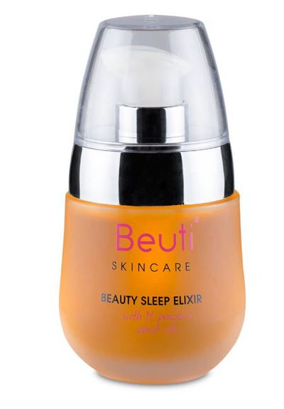 "<a href=""https://www.ry.com.au/beuti-skincare-beauty-sleep-elixir-facial-oil-30ml/11264999.html"" target=""_blank"" title=""Beuti Skincare Beauty Sleep Elixir Facial Oil"">Beuti Skincare Beauty Sleep Elixir Facial Oil</a> 30ml, $75.00"