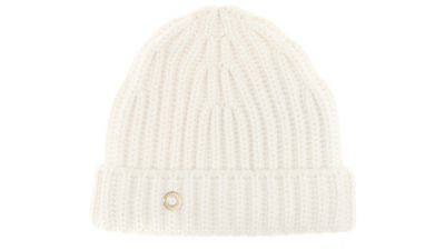 """<a href=""""http://www.mytheresa.com/en-au/inglese-cashmere-hat.html"""" target=""""_blank"""">Inglese cashmere hat, $649, Loro Piana</a>"""