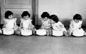 TODAY IN HISTORY: Famous quintuplets born, Belgium surrenders to Germany, Amnesty International founded