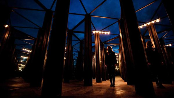 Mesmerising 'House of Mirrors' opens in Brisbane