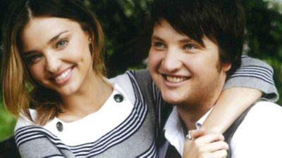 Miranda Kerr's brother Matthew Kerr