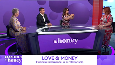 The Talking Honey panel has weighed in on Samantha's dilemma.