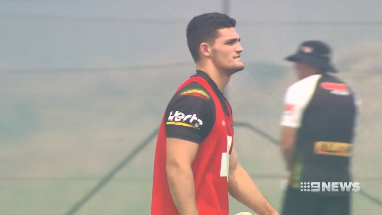 'It was ultimately down to us': Nathan Cleary disappointed at Penrith Panthers' handling of sex scandal