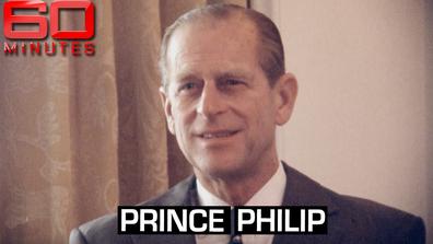 His Royal Highness, Prince Philip