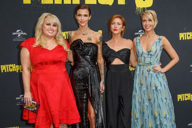 Pitch Perfect 3: Ruby Rose reveals how Rebel Wilson stole