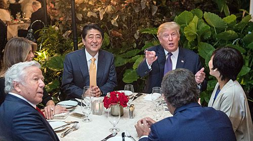 Trump resort that hosted VIPs cited for food safety violations