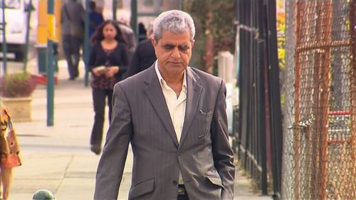 Kazem Afkhamisaddoghi. (9NEWS)