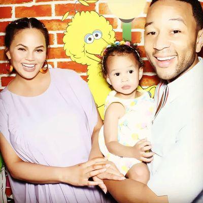 Chrissy Teigen and John Legend welcome second baby