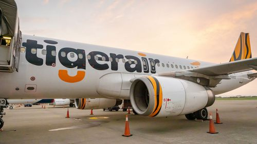 The infected passengers were on a Tigerair flight from Melbourne to the Gold Coast.