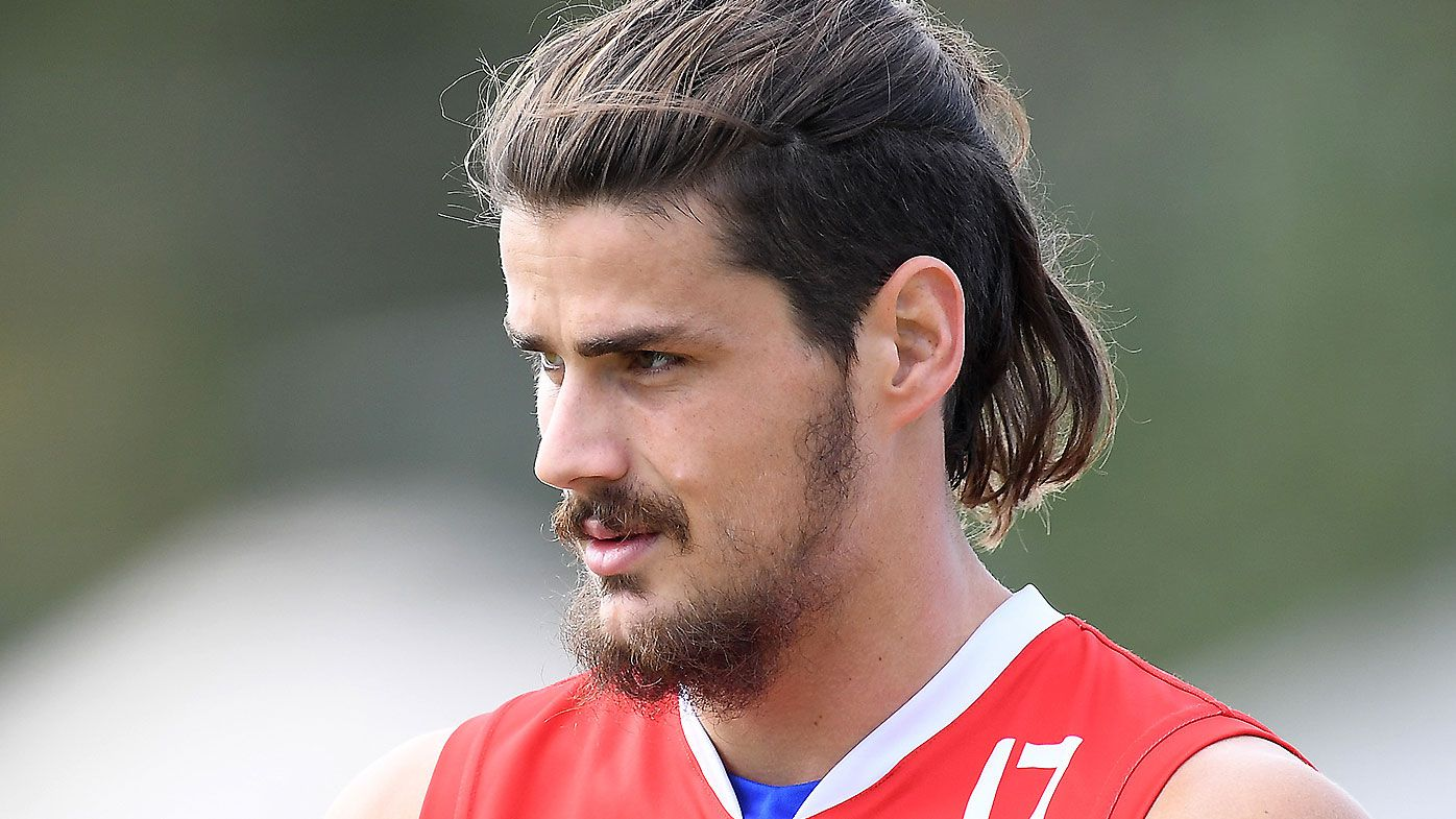 Western Bulldogs star Tom Boyd reveals ongoing battle with anxiety, panic attacks