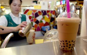 Teenage bubble-tea lover admitted to hospital after lumps form in his colon