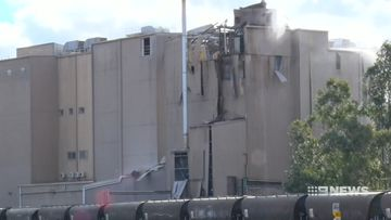 investigations underway into manildra flour mill explosions