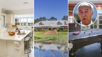 The $4.8m property cruelling Alexander's chances