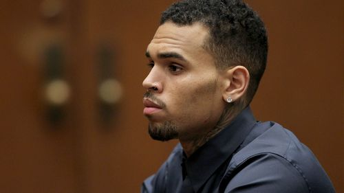Chris Brown has had a chequered legal background, assaulting his then girlfriend Rihanna outside a club in 2009.