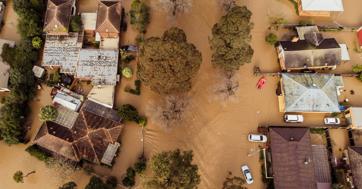 Rain eases in Victoria after deluge as damage assessment begins – 9News