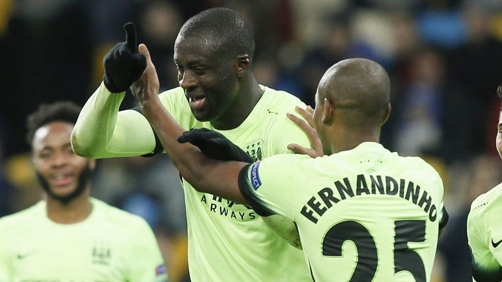 City hungry for ECL success, says Kompany