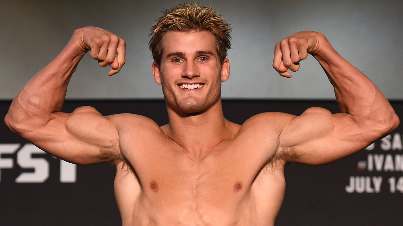 MMA star Sage Northcutt got 'very, very sick' from COVID-19, still seeing specialists