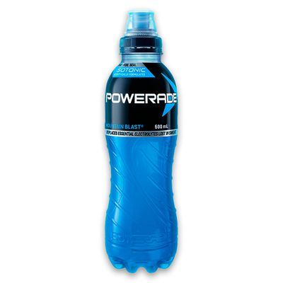 <strong>600ml Powerade</strong>