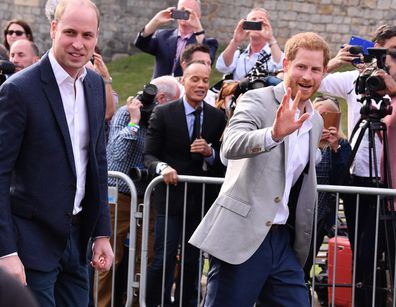 Prince William and Prince Harry to come together for Diana statue unveiling