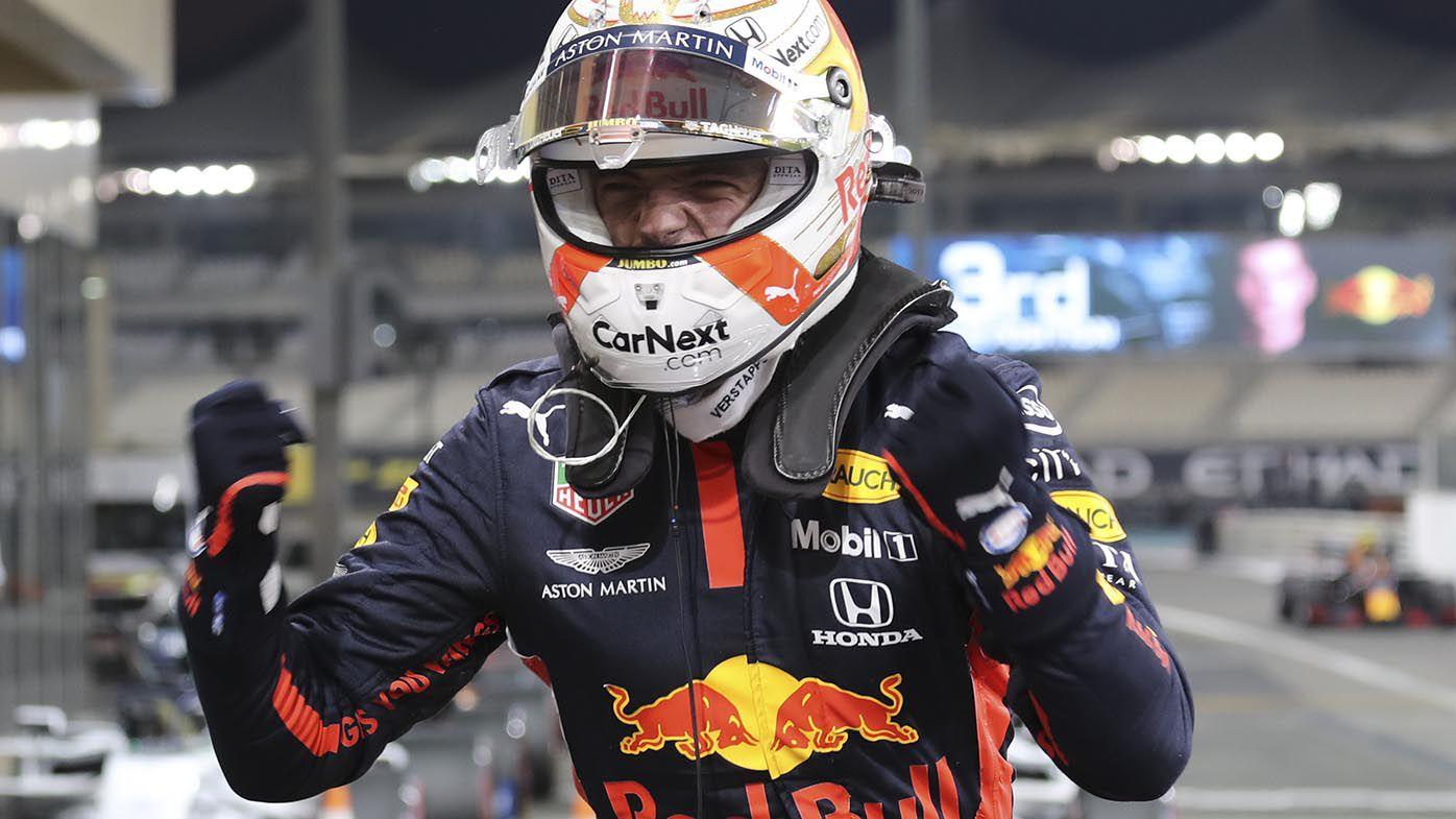 Ricciardo slow in final qualifying for Renault, Verstappen takes Abu Dhabi GP pole
