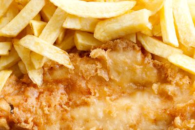 Fish and chips: Better heart health