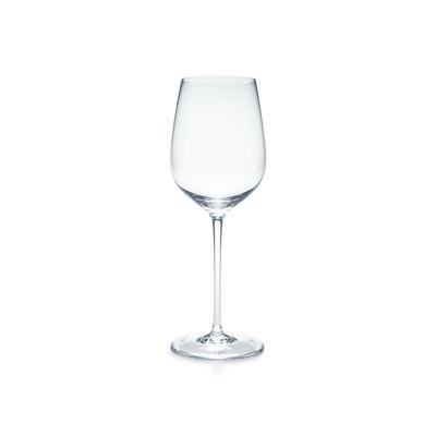 Tiffany white wine glass: $60