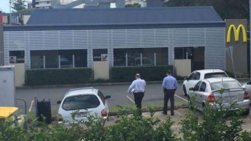 Ice-cream sparks alleged car park brawl on the Gold Coast