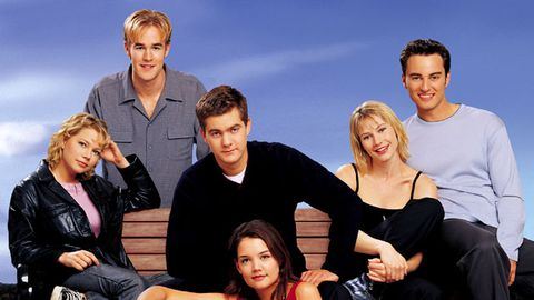 Which Dawson's Creek star is returning to TV?
