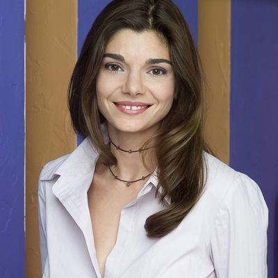 Laura San Giacomo as Maya Gallo: Then