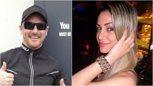 Newlyweds Matt Goland and Bita Zaeim were killed in the crash. (9NEWS)