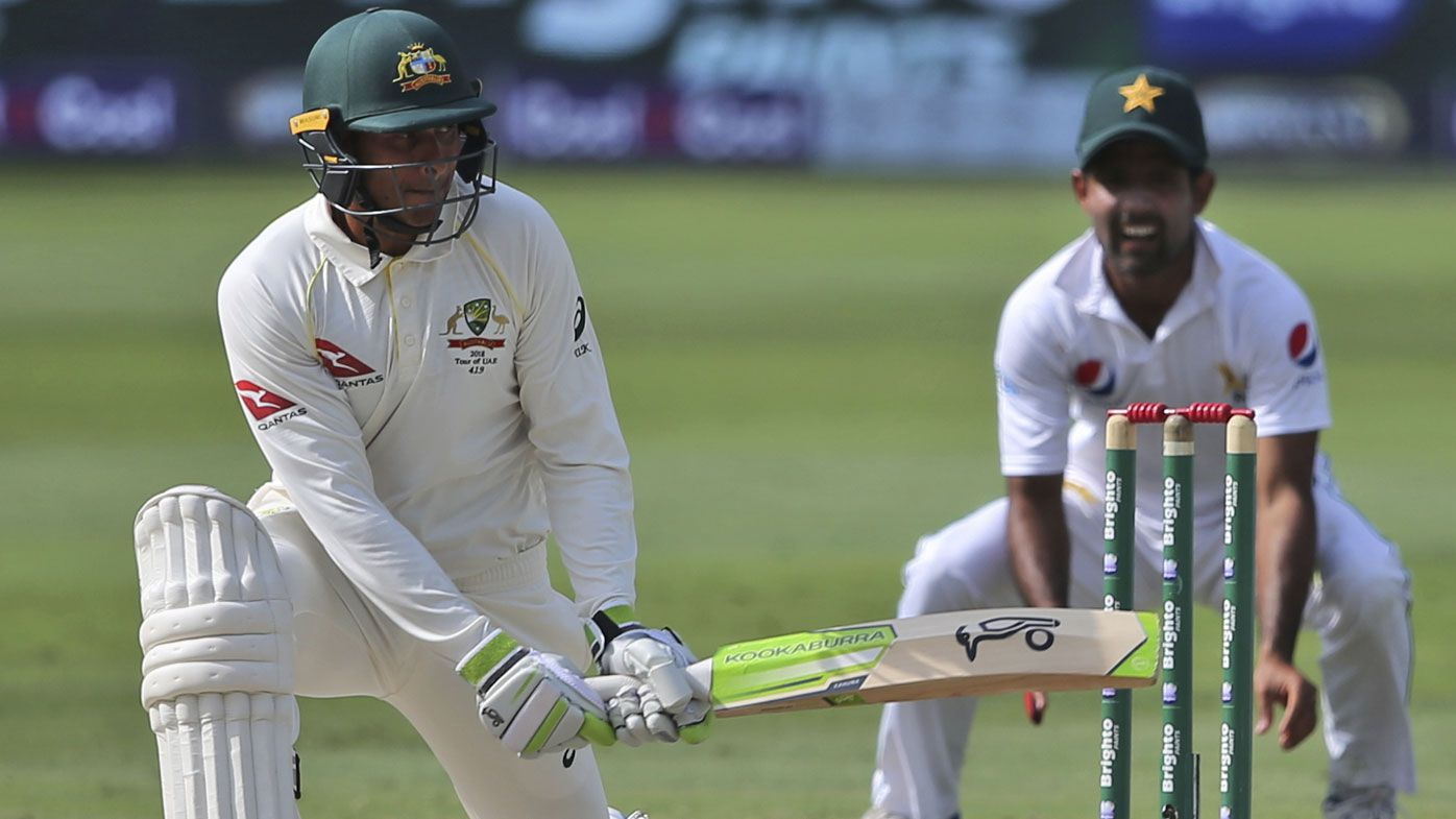 Australia's Usman Khawaja, Travis Head frustrate Pakistan victory charge