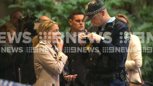 Police have spoken to several witnesses. (9NEWS)