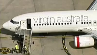Bird strike forces Virgin flight to make emergency landing