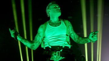 Police are not treating the death of Prodigy singer Keith Flint as suspicious.