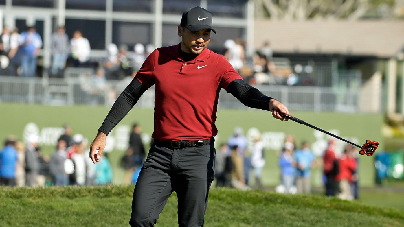 Jason Day putting masterclass puts Aussie in contention at Pebble Beach Pro-Am