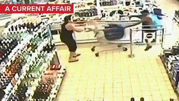 'Right place, right time': Dad helps foil ice-fuelled Aldi robber