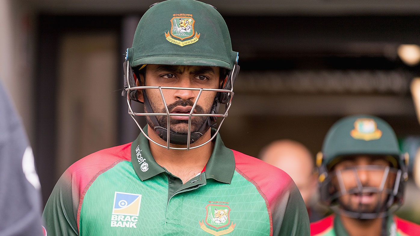 The harrowing call made by Bangladesh star during Christchurch mosque attack